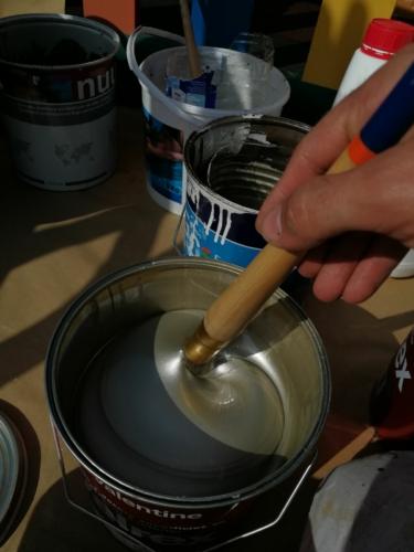 Pintar hierro en murcia