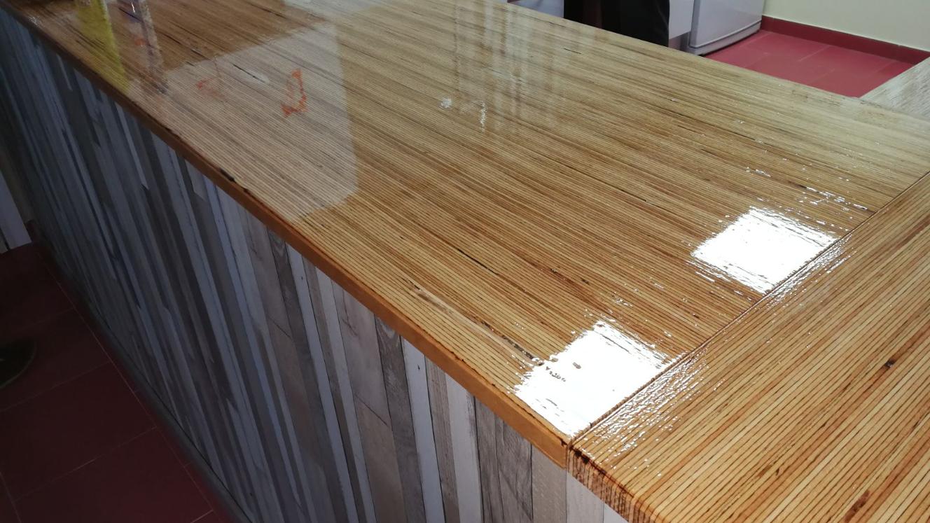 Pintar madera en Murcia 5