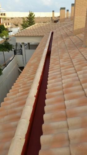 Pintura exterior en Murcia