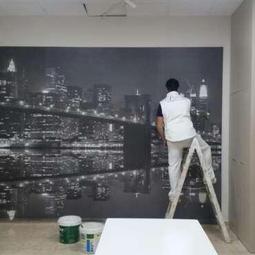 pintar mural en murcia